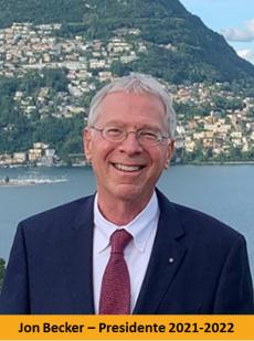 Jon Becker - Presidente 2021-2022